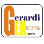 Logo da emissora Radio Gerardi 107.9 FM