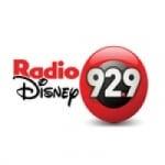 Logo da emissora Radio Disney 92.9 FM