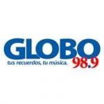 Logo da emissora Radio Globo 98.9 FM