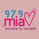 Logo da emissora Radio Mía 97.9 FM