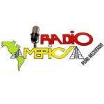 Logo da emissora Radio America Guatemala