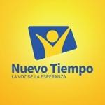 Logo da emissora Radio Nuevo Tiempo 105.7 FM