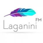 Logo da emissora Radio Laganini 92.4 99 FM
