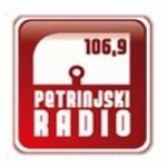 Logo da emissora Radio Petrinjski Petrinja 106.9 FM