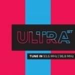 Logo da emissora Radio Ultra Split  93.6 FM