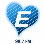 Logo da emissora Radio Estéreo Emanuel 98.7 FM