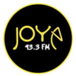 Logo da emissora Radio Joya 93.3 FM