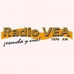 Logo da emissora Radio VEA 1570 AM