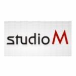 Logo da emissora Radio Studio M 98.8 FM