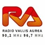 Logo da emissora Radio Vallis Aurea 90.2 FM