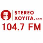 Logo da emissora Radio Xoyita 104.7 FM