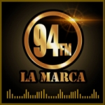 Logo da emissora Radio La Marca 94.1 FM