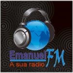 Logo da emissora Emanuel FM