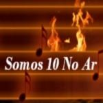 Logo da emissora Juntos Somos 10