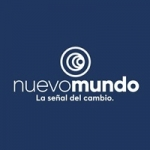 Logo da emissora Radio Nuevo Mundo 96.1 FM