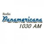 Logo da emissora Radio Panamericana 1030 AM