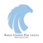 Logo da emissora Rádio Unidos Por Cristo