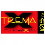 Logo da emissora Radio Xtrema 101.3 FM