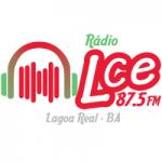 Logo da emissora Rádio Lce