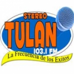 Logo da emissora Radio Tulan 103.1 FM