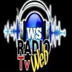 Logo da emissora Rádio TV WS