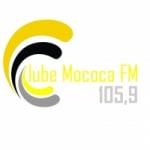 Logo da emissora Rádio Clube Mococa 105.9 FM