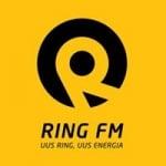 Logo da emissora Radio Ring 104.7 FM