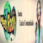 Logo da emissora Rádio Santa Luzia