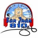 Logo da emissora Radio Circuito 810 AM