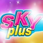 Logo da emissora Radio Sky Plus 95.4 FM