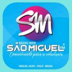 Logo da emissora Rádio São Miguel FM