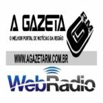 Logo da emissora A Gazeta RM Web Rádio