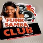 Logo da emissora Funk Samba Club