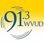 Logo da emissora Radio WVUD 91.3 FM