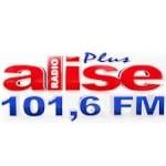 Logo da emissora Alise Plus 101.6 FM