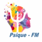Logo da emissora Rádio Psique