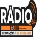 Logo da emissora Rádio web Trairi