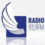 Logo da emissora Baltkom 93.9 FM