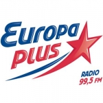 Logo da emissora Europa Plus 99.5 FM