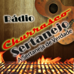 Logo da emissora Rádio Churrasco Sertanejo