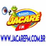 Logo da emissora Jacaré FM