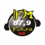 Logo da emissora Rádio Futura 87.9 FM