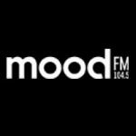 Logo da emissora Rádio Mood 104.5 FM