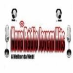 Logo da emissora Nova Rádio Jovem Hits