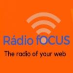 Logo da emissora Rádio Focus Online