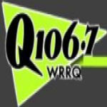 Logo da emissora WRRQ 106.7 FM