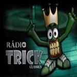 Logo da emissora Rádio Trick