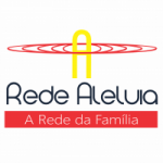 Logo da emissora Rádio Aleluia 100.5 FM