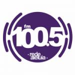Logo da emissora Rádio Rede Aleluia 100.5 FM