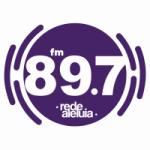 Logo da emissora Rádio Aleluia 89.7 FM